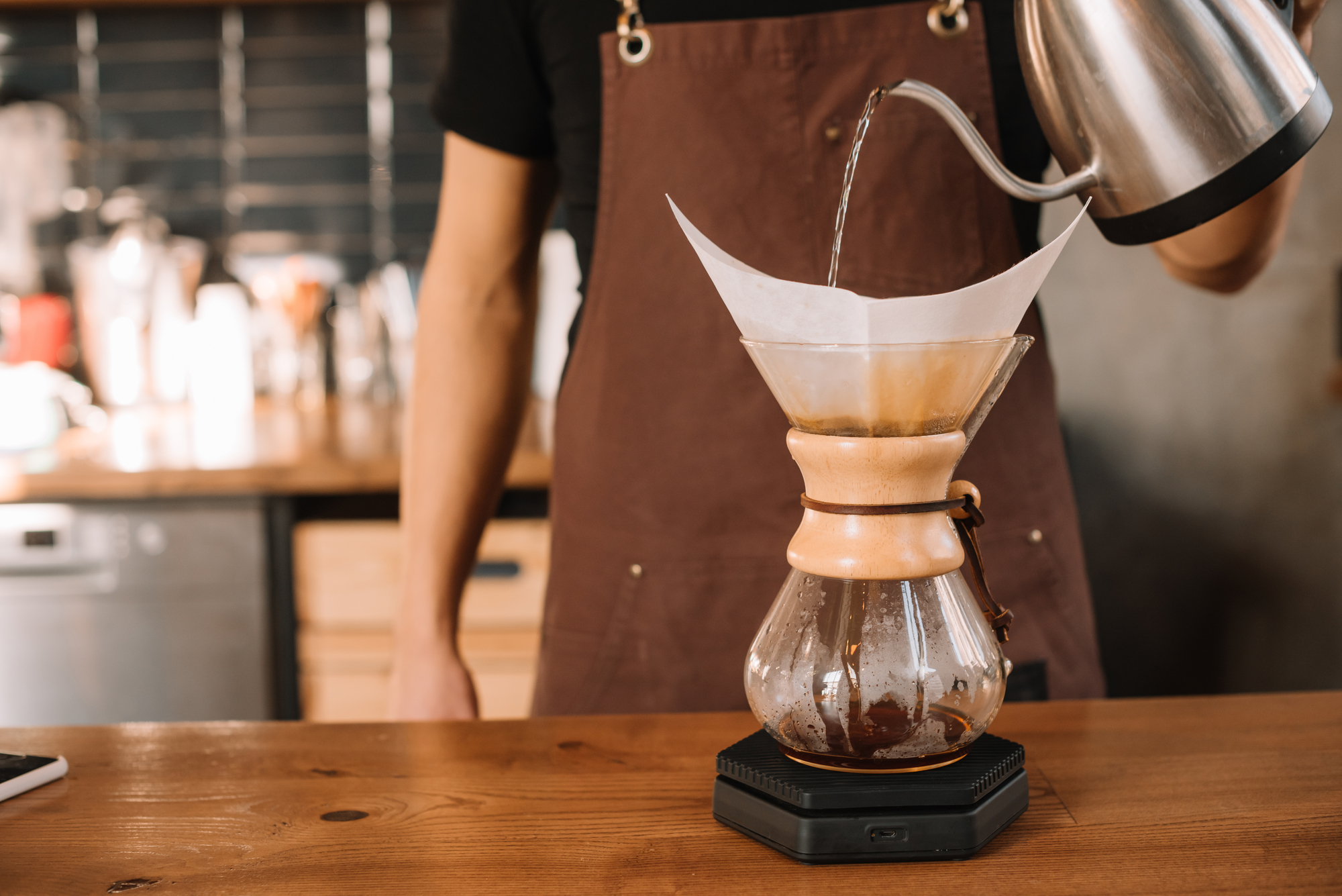 How to make the best coffee in a Chemex